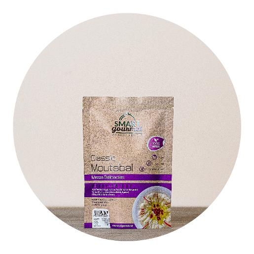 Smart Gourmet Classic Moutabal 200g