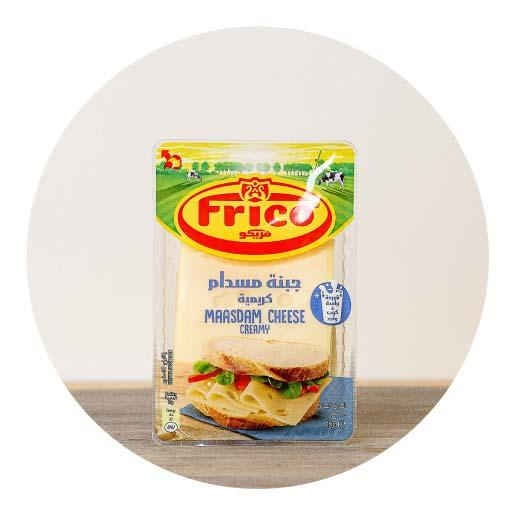 Frico Maasdam Cheese Slices - 150g