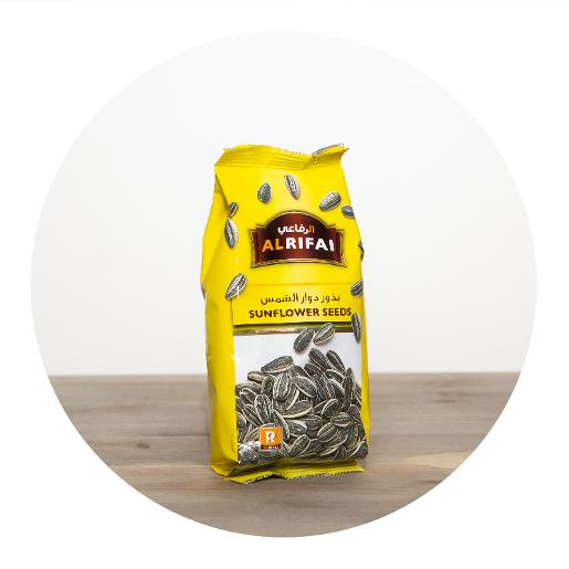 Al Rifai Sunflower Seeds - 125g