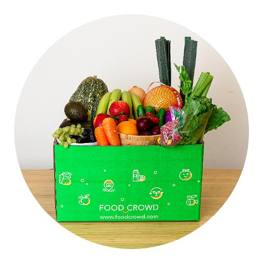 Food Crowd Fruit & Veg Box