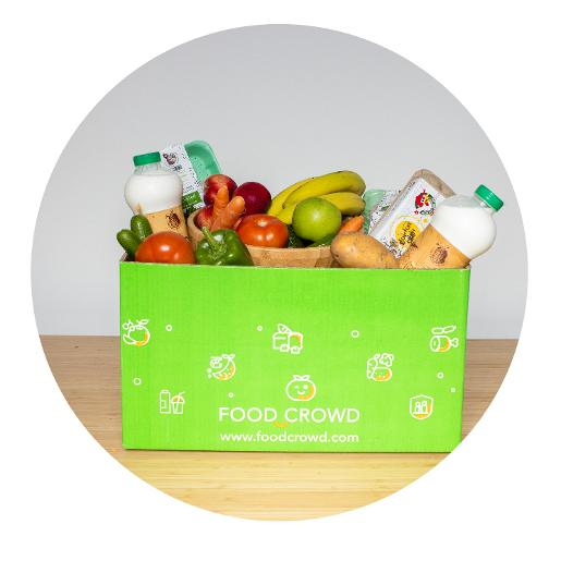 Food Crowd Mixed Organic Box