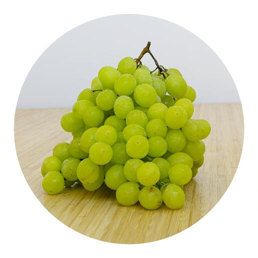 White Seedless Sweet Grapes